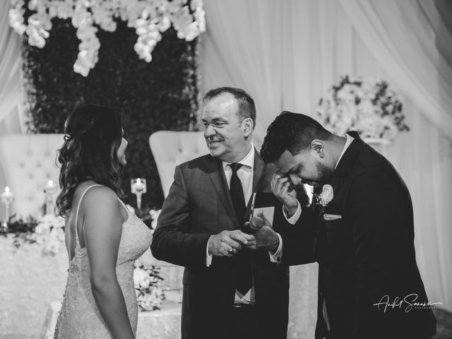 Iva and Josh's wedding in Brampton, Ontario 22