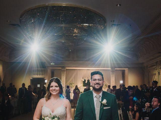 Iva and Josh's wedding in Brampton, Ontario 23