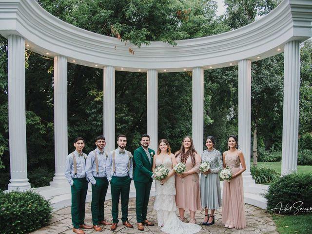 Iva and Josh's wedding in Brampton, Ontario 24