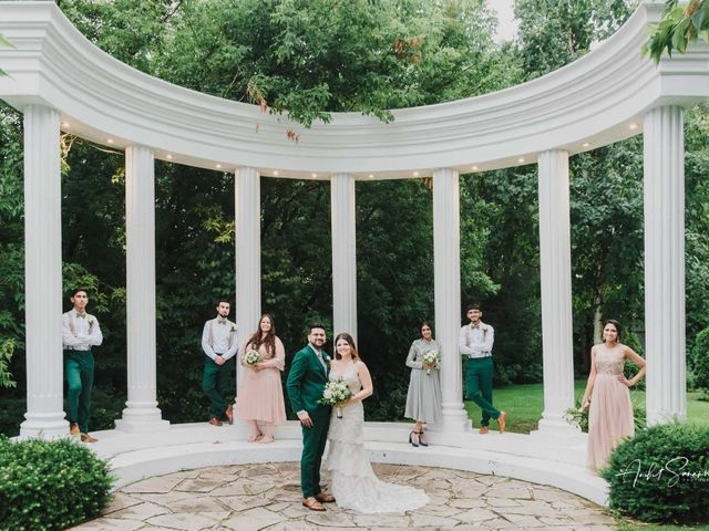 Iva and Josh's wedding in Brampton, Ontario 2