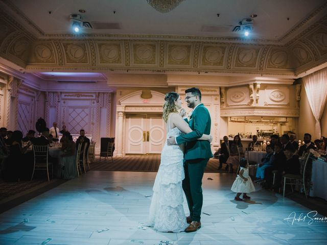 Iva and Josh's wedding in Brampton, Ontario 25