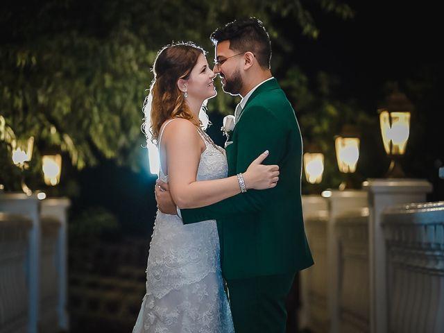 Iva and Josh's wedding in Brampton, Ontario 27