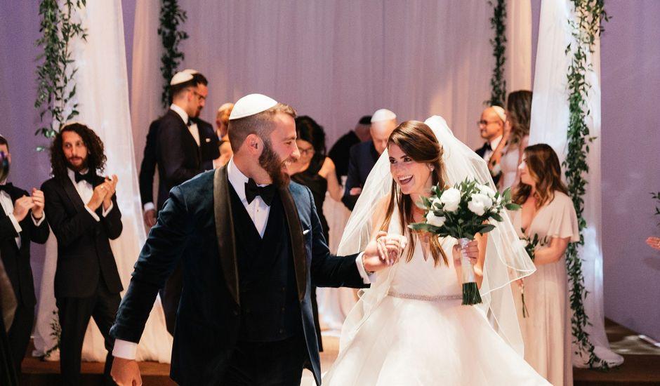 Zachary and Michelle's wedding in Toronto, Ontario