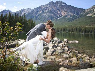 The wedding of Caroline and Amanda