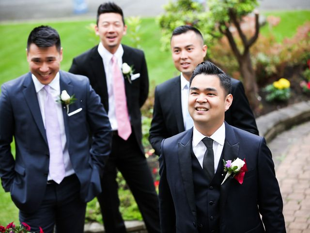 Hugh and Kelly's wedding in Vancouver, British Columbia 8