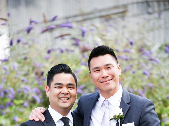 Hugh and Kelly's wedding in Vancouver, British Columbia 39
