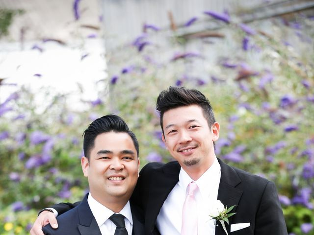 Hugh and Kelly's wedding in Vancouver, British Columbia 40