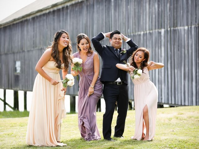 Hugh and Kelly's wedding in Vancouver, British Columbia 41