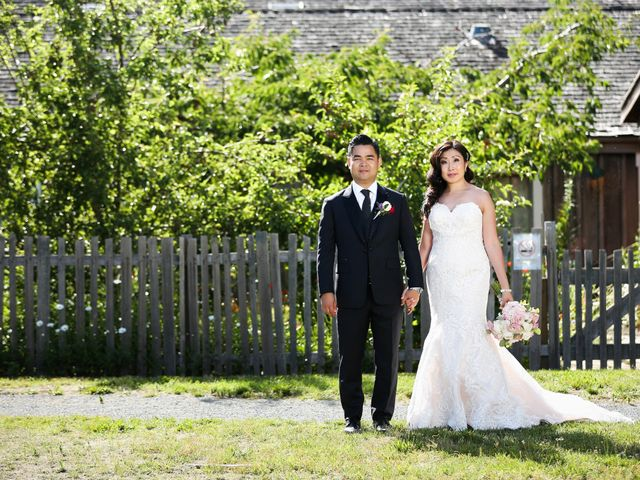 Hugh and Kelly's wedding in Vancouver, British Columbia 48
