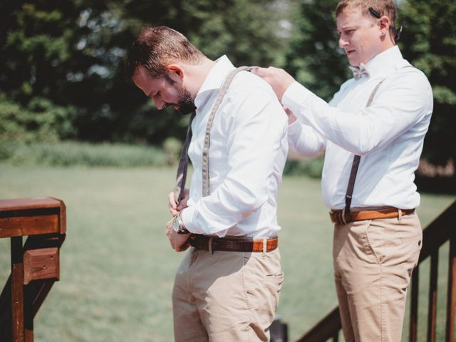 Tom and Meg's wedding in Prince Edward County, Ontario 8