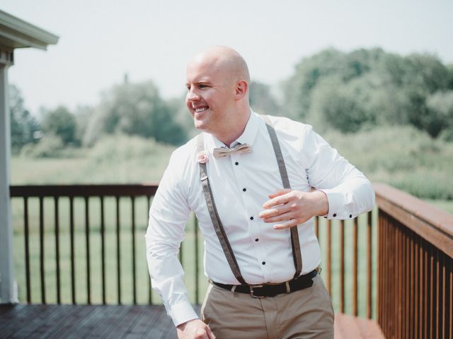 Tom and Meg's wedding in Prince Edward County, Ontario 11