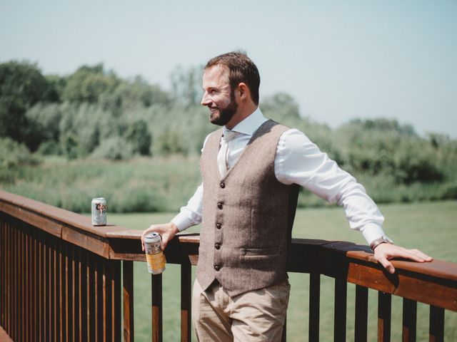 Tom and Meg's wedding in Prince Edward County, Ontario 15