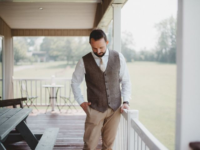 Tom and Meg's wedding in Prince Edward County, Ontario 16