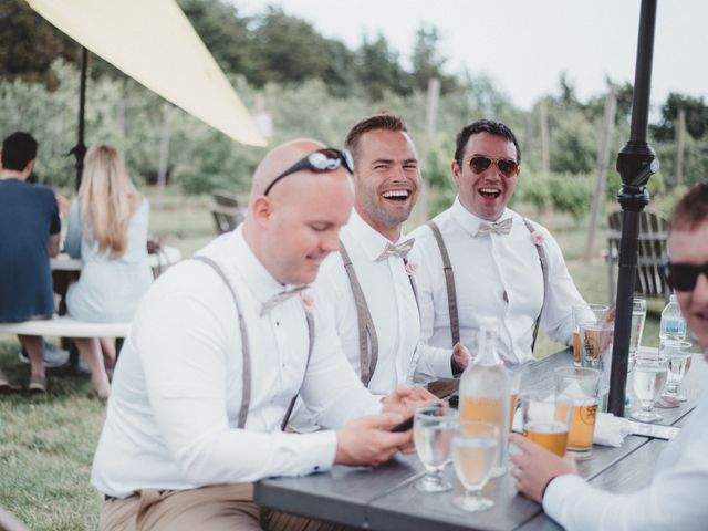 Tom and Meg's wedding in Prince Edward County, Ontario 50