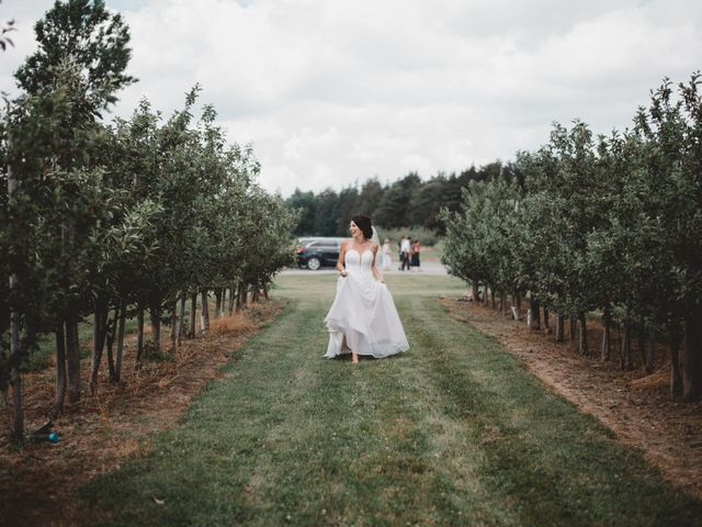 Tom and Meg's wedding in Prince Edward County, Ontario 53