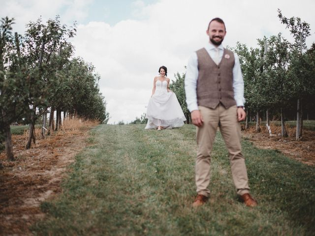 Tom and Meg's wedding in Prince Edward County, Ontario 55