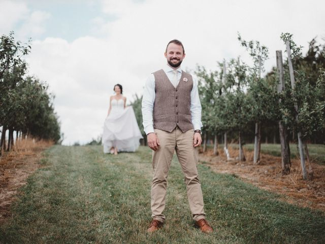 Tom and Meg's wedding in Prince Edward County, Ontario 56
