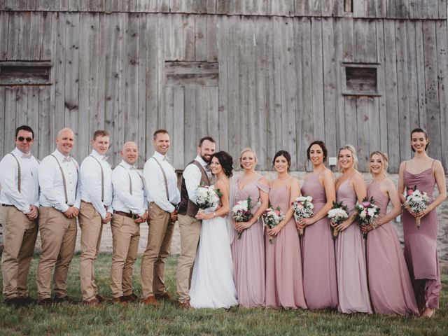 Tom and Meg's wedding in Prince Edward County, Ontario 102