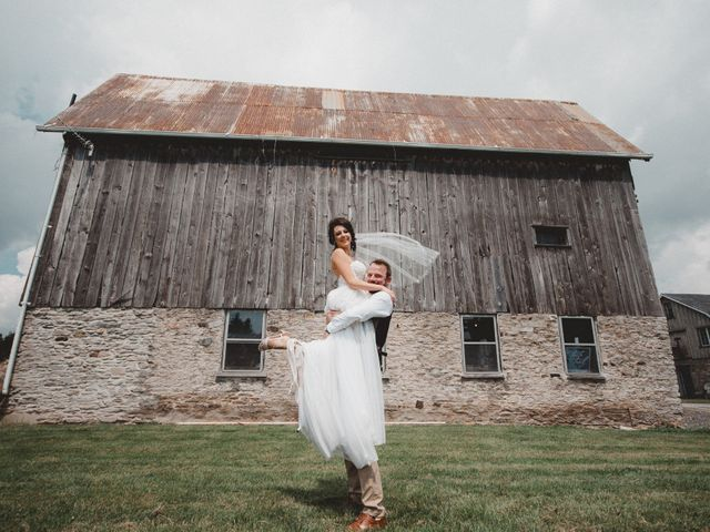 Tom and Meg's wedding in Prince Edward County, Ontario 116