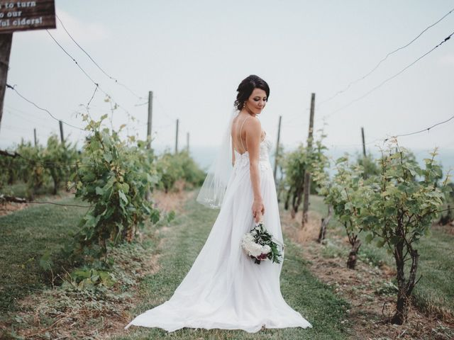 Tom and Meg's wedding in Prince Edward County, Ontario 117