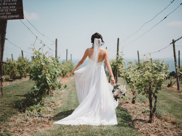 Tom and Meg's wedding in Prince Edward County, Ontario 118