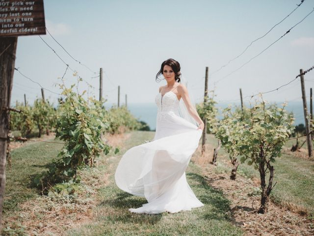 Tom and Meg's wedding in Prince Edward County, Ontario 119