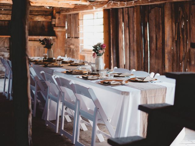 Tom and Meg's wedding in Prince Edward County, Ontario 121
