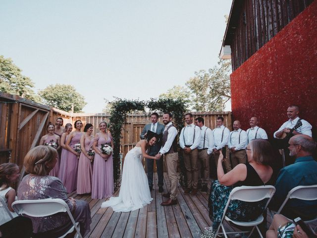 Tom and Meg's wedding in Prince Edward County, Ontario 150