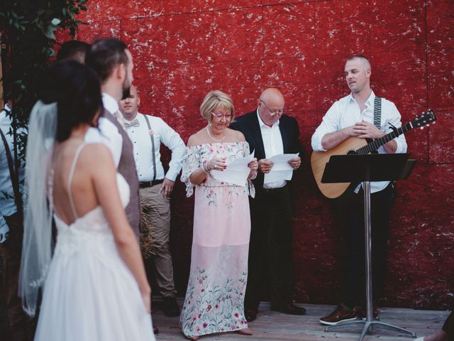 Tom and Meg's wedding in Prince Edward County, Ontario 157