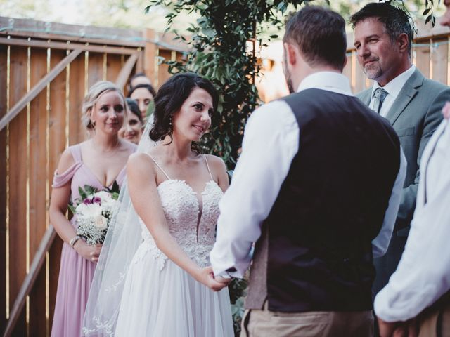 Tom and Meg's wedding in Prince Edward County, Ontario 161