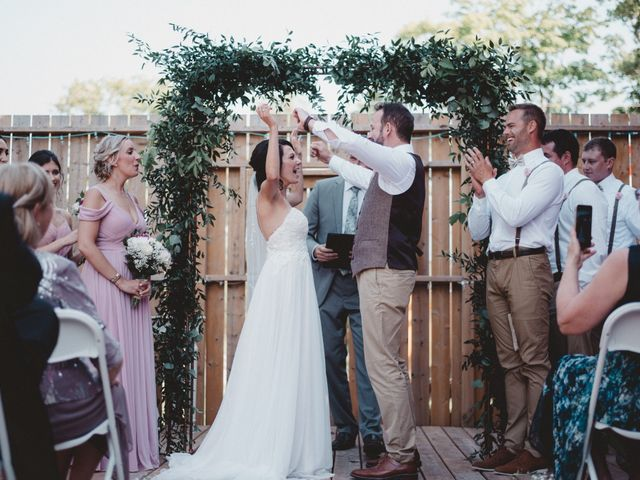 Tom and Meg's wedding in Prince Edward County, Ontario 174