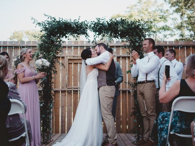 Tom and Meg's wedding in Prince Edward County, Ontario 175