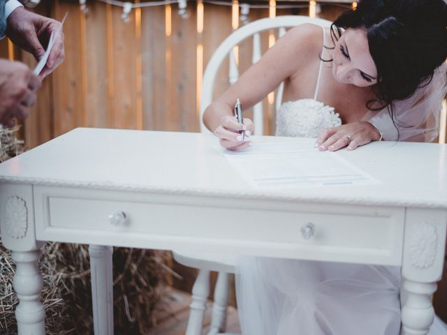 Tom and Meg's wedding in Prince Edward County, Ontario 176