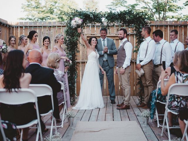 Tom and Meg's wedding in Prince Edward County, Ontario 183