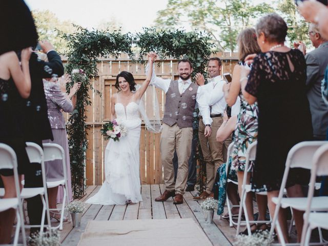 Tom and Meg's wedding in Prince Edward County, Ontario 184