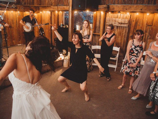 Tom and Meg's wedding in Prince Edward County, Ontario 234