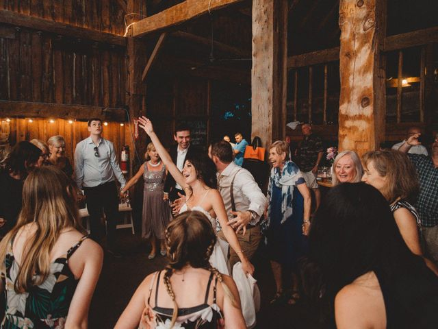 Tom and Meg's wedding in Prince Edward County, Ontario 236