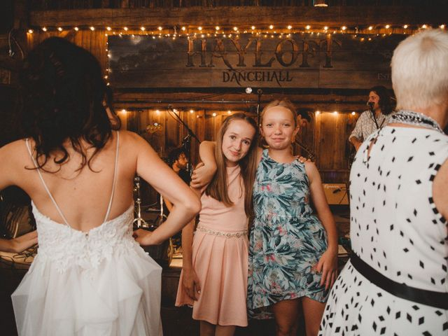 Tom and Meg's wedding in Prince Edward County, Ontario 279