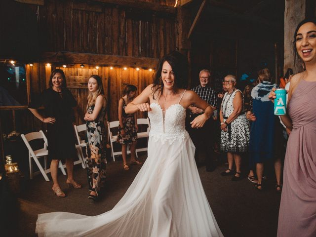 Tom and Meg's wedding in Prince Edward County, Ontario 282