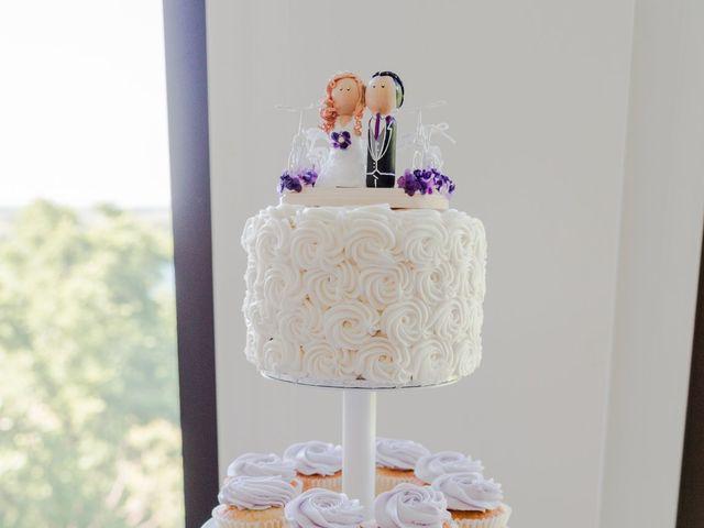 Gustavo and Andrea's wedding in Niagara Falls, Ontario 7