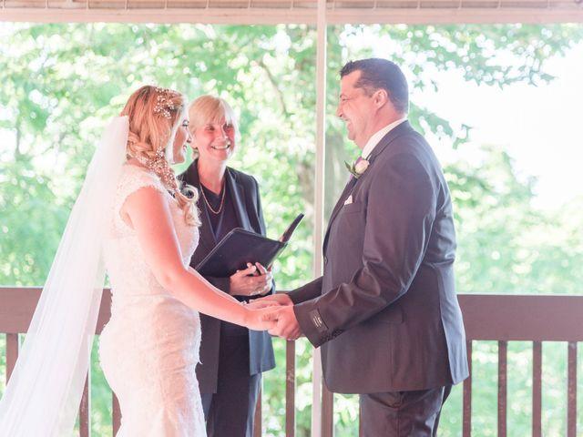 Gustavo and Andrea's wedding in Niagara Falls, Ontario 8