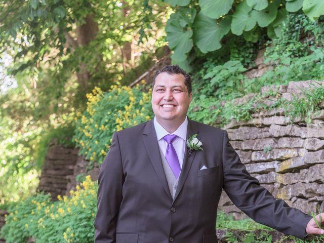 Gustavo and Andrea's wedding in Niagara Falls, Ontario 10