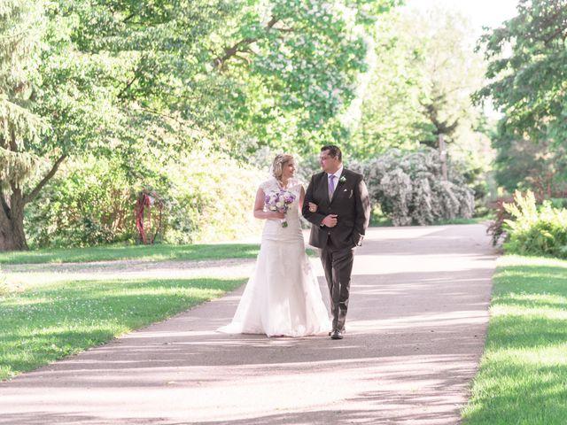 Gustavo and Andrea's wedding in Niagara Falls, Ontario 14