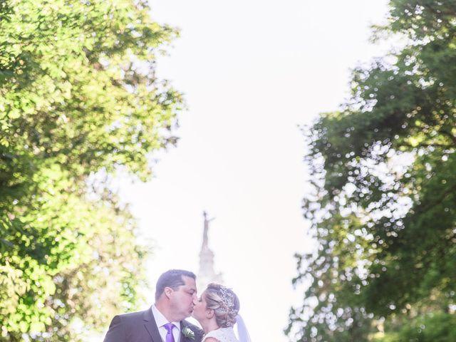 Gustavo and Andrea's wedding in Niagara Falls, Ontario 16
