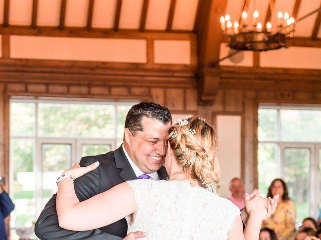 Gustavo and Andrea's wedding in Niagara Falls, Ontario 18