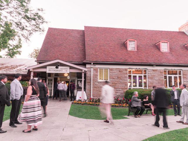 Gustavo and Andrea's wedding in Niagara Falls, Ontario 20