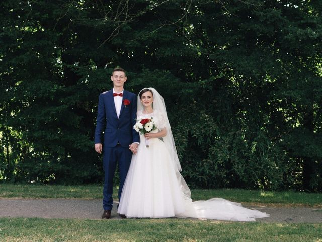 The wedding of Andrey and Natalia