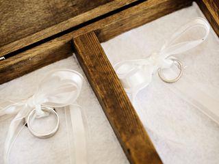 The wedding of Jillian and Greg 1
