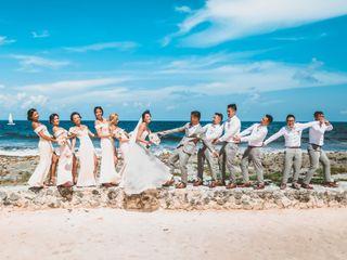 The wedding of Jenn and Ian
