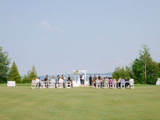 The wedding of Chloe  and Johnathan 2
